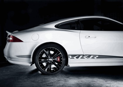 2010 Jaguar XKR black pack ( decals ) 7