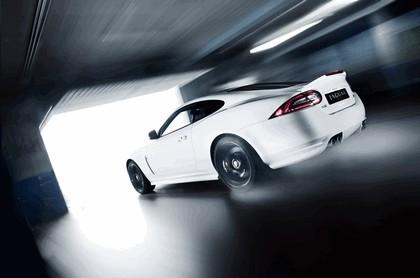 2010 Jaguar XKR black pack ( no decals ) 2