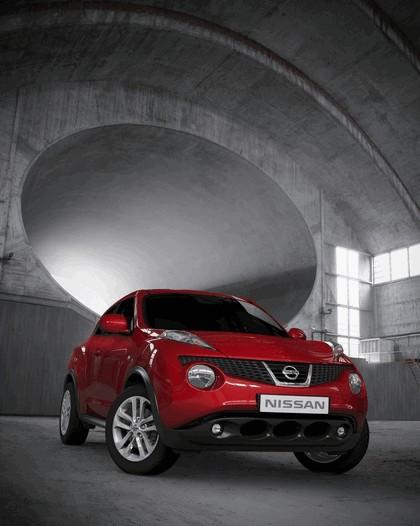 2010 Nissan Juke 1