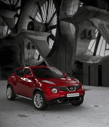 2010 Nissan Juke 2