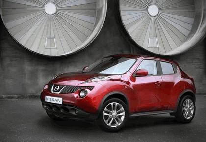 2010 Nissan Juke 8