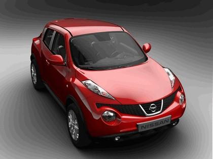2010 Nissan Juke 15