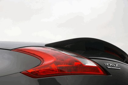2010 Nissan 370Z Black edition - UK version 8