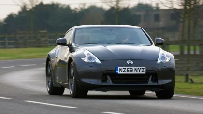 2010 Nissan 370Z Black edition - UK version 2