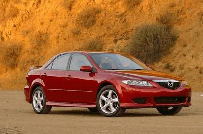 2004 Mazda 6 7
