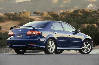 2004 Mazda 6 13