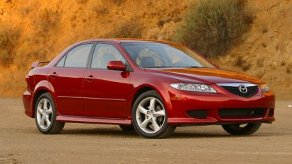 2004 Mazda 6 9