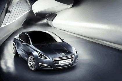 2010 Peugeot 5 concept 1