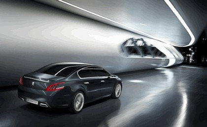 2010 Peugeot 5 concept 5