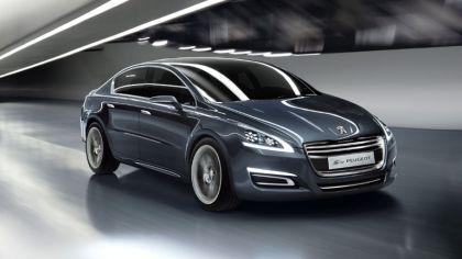 2010 Peugeot 5 concept 9