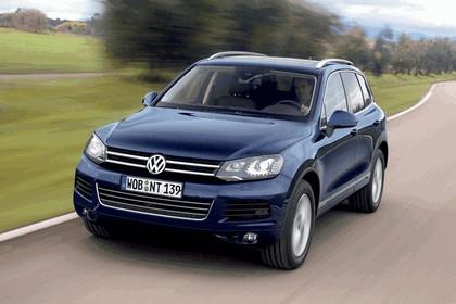 2010 Volkswagen Touareg 10