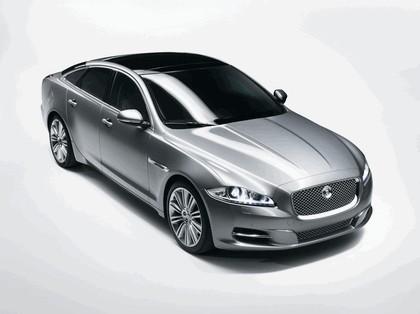 2010 Jaguar XJ 3