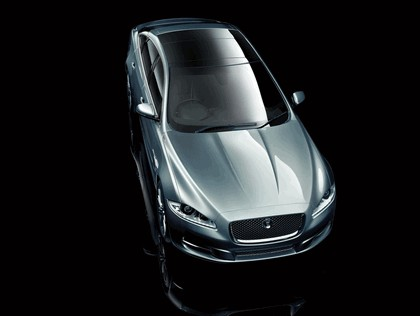 2010 Jaguar XJ 14