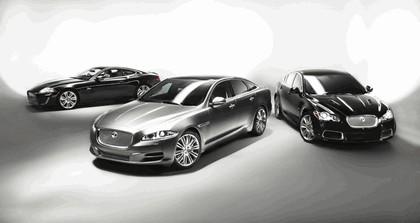 2010 Jaguar XJ 16