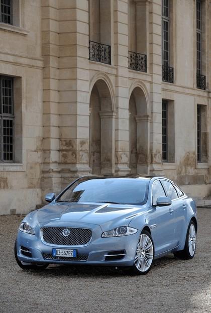 2010 Jaguar XJ 20