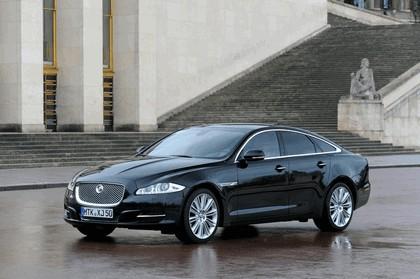2010 Jaguar XJ 22