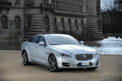 2010 Jaguar XJ 34