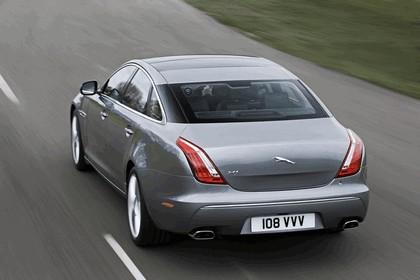 2010 Jaguar XJ 48