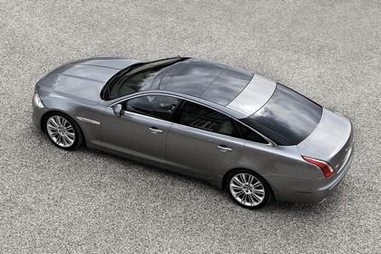2010 Jaguar XJ 50