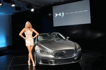2010 Jaguar XJ 101