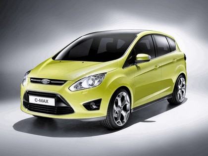 2010 Ford C-Max 1
