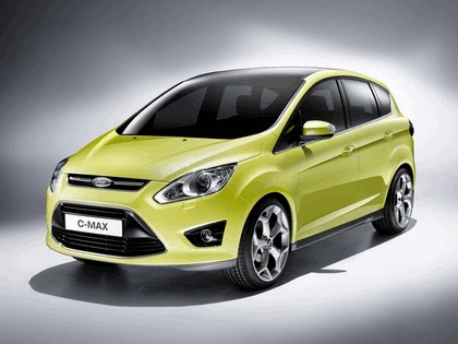 2010 Ford C-Max 2