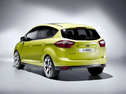 2010 Ford C-Max 4