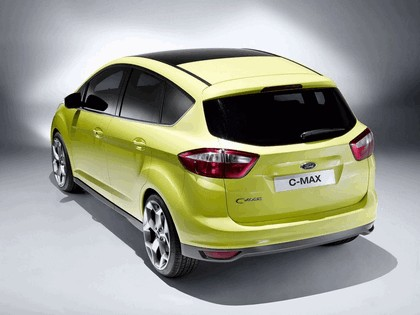 2010 Ford C-Max 5