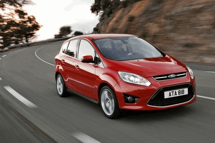 2010 Ford C-Max 8