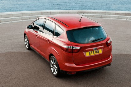 2010 Ford C-Max 11