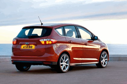 2010 Ford C-Max 12