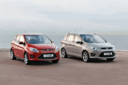 2010 Ford C-Max 13