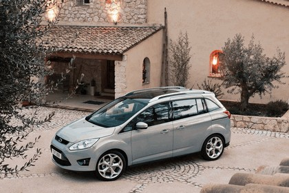 2010 Ford Grand C-Max 4