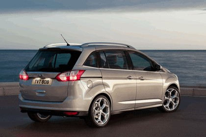 2010 Ford Grand C-Max 8