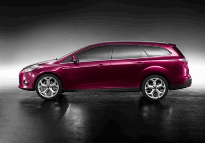 2010 Ford Focus SW 2