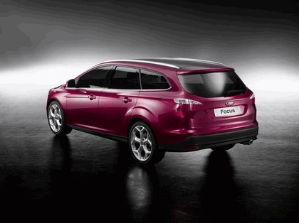 2010 Ford Focus SW 3