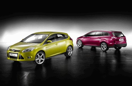 2010 Ford Focus SW 7