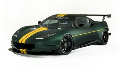 2010 Lotus Evora Cup race car 4
