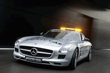 2010 Mercedes-Benz SLS - F1 Official Safety Car 1