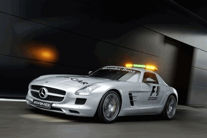 2010 Mercedes-Benz SLS - F1 Official Safety Car 2