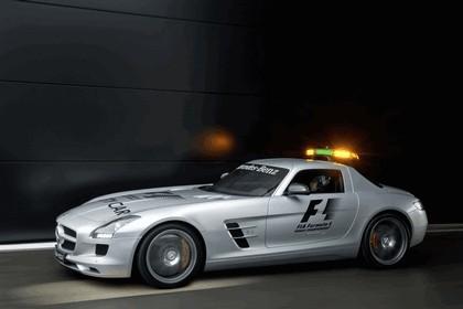 2010 Mercedes-Benz SLS - F1 Official Safety Car 3