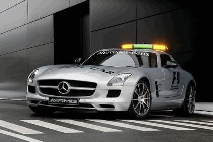 2010 Mercedes-Benz SLS - F1 Official Safety Car 4