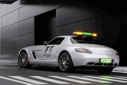 2010 Mercedes-Benz SLS - F1 Official Safety Car 5