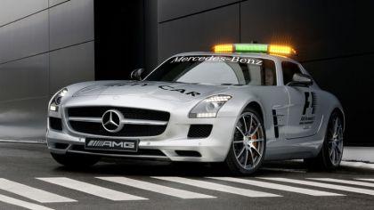 2010 Mercedes-Benz SLS - F1 Official Safety Car 9