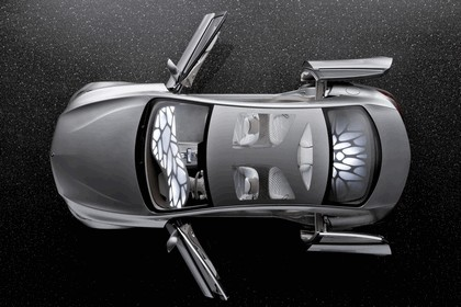 2010 Mercedes-Benz F 800 Style Research Vehicle 13