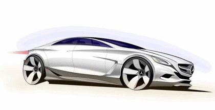 2010 Mercedes-Benz F 800 Style Research Vehicle 36