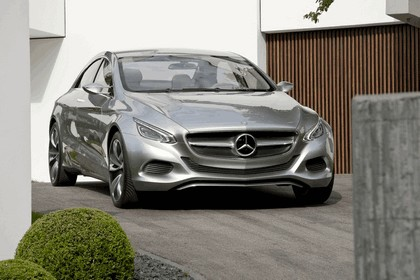 2010 Mercedes-Benz F 800 Style Research Vehicle 85