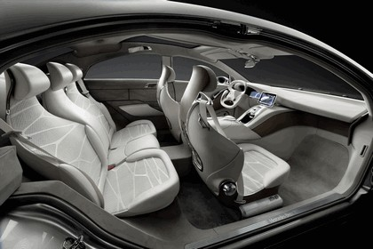 2010 Mercedes-Benz F 800 Style Research Vehicle 107