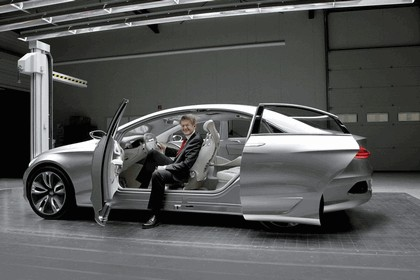 2010 Mercedes-Benz F 800 Style Research Vehicle 125