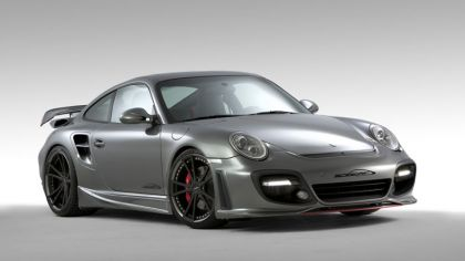 2010 SpeedART BTR-II 650 EVO ( based on Porsche 911 997 Turbo ) 8